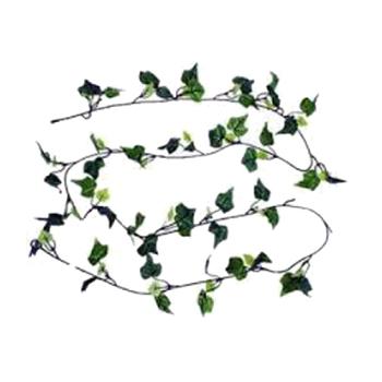 Davartis - Kunstblume Efeu Girlande - Länge ca. 180cm