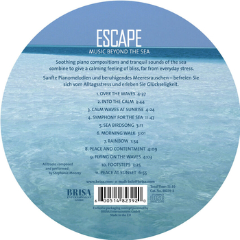 Brisa - ESCAPE - Music beyond the Sea