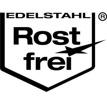 Kisag - Vermicelles Handpresse - 2 Formeinsätze, Edelstahl