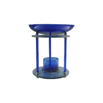 Davartis - Duftlampe Aquarius Glas - Blau
