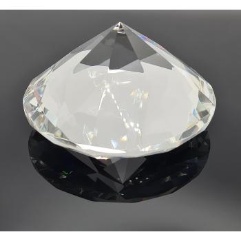 Davartis - Großer Glasdiamant klar - ca.12cm