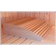 LogInDesign Sauna Kopf- & Rückenstütze