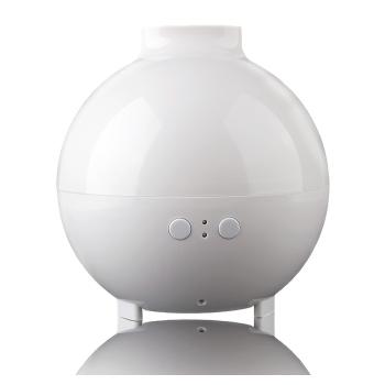 Davartis - Design Aroma Diffuser weiß mit LED...