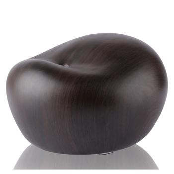 Davartis - Design Aroma Diffuser in dunkler Holzoptik