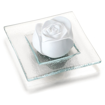 Primavera - Duftstein Rosenblüte - aus Keramik mit...