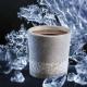 Hukka - Freeze Trinkbecher aus Speckstein - kühlt, nicht wässrig