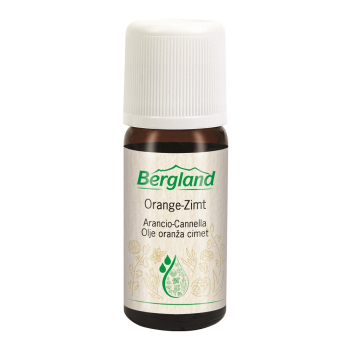Bergland - Duftöl Orange-Zimt 10ml - süss,...