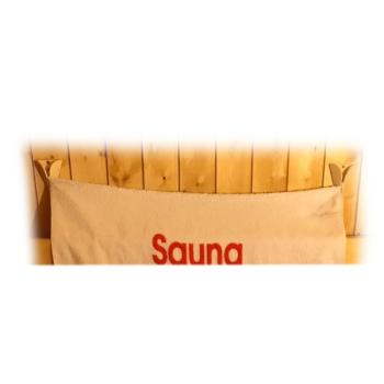 Sauna Handtuchhalter aus Holz 2er Set