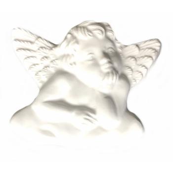 Davartis - Duftstein Engel auf Wolke - weiß/...