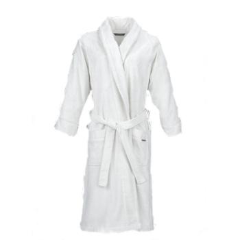 Christy Bademantel Luxury Egyptian L/XL White