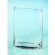 Davartis - Glas Vase Tulipa - Abmessung 18,5 x 13,5 x 6 cm