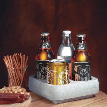 Hukka - Flaschenkühler Huurteinen - Speckstein, kühlt 2-3h