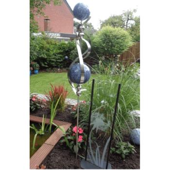 Davartis - Beetstecker Skulptur Venus mit Rosenstab