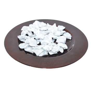 Davartis - Deko Blütenblätter Silber, ohne...