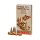 Knox - Räucherkerzen 24 Stk. - Zimt / cinnamon, Höhe 3cm