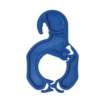 KLICKSO - Die Sockenklammer - 15 Stück - Blau
