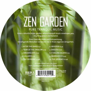 Brisa - ZEN GARDEN - Pure Tranquil Music