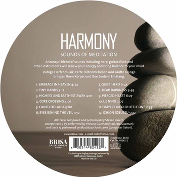 Brisa - HARMONY - Sounds of Meditation