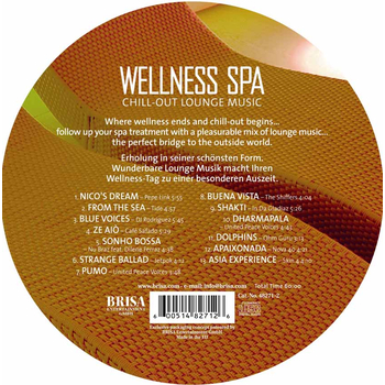 Brisa - WELLNESS SPA - CHILL- OUT LOUNG MUSIC
