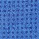 Yoga Handtuch rutschfest - Silikon - Blau