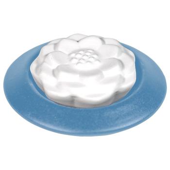 Davartis - Duftstein Lotus - Teller hellblau