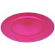 Davartis - Platzteller - Dekoteller aus Kunststoff, ca. 33 cm - Pink