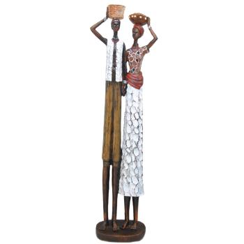 Davartis - African Style - Mann und Frau