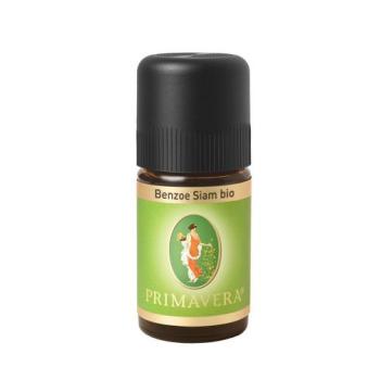 Primavera - Benzoe Siam bio 5ml - erdig, lederartig,...