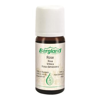 Bergland - Ätherisches Öl Rose, 3% in...