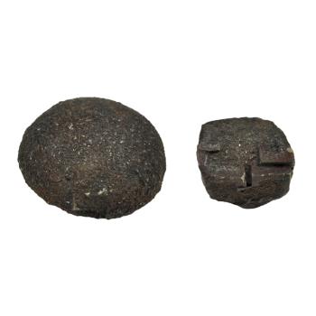 Boji / Poprocks Paar - Lebende Steine mit Zertifikat -...