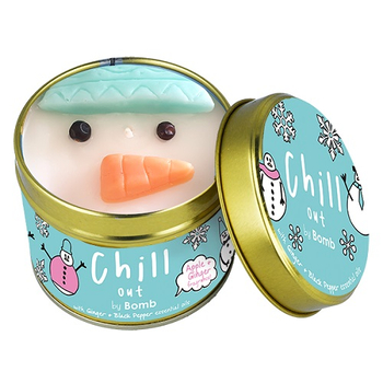 Bomb Cosmetics - Chill Out Scent Stories Dosenkerze -...