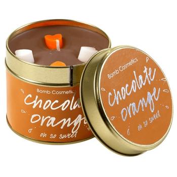 Bomb Cosmetics - Chocolate Orange Dosenkerze - 200g...