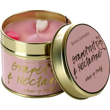 Bomb Cosmetics - Grapefruit & Nectarine Dosenkerze -...