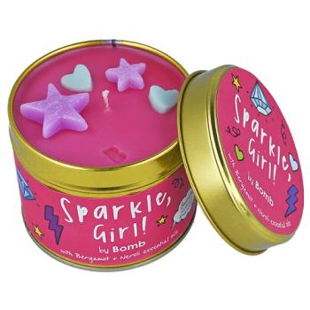 Bomb Cosmetics - Sparkle, Girl! Dosenkerze - 200g...