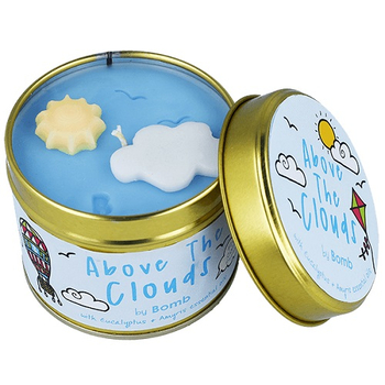 Bomb Cosmetics - Above The Clouds Dosenkerze - 200g...