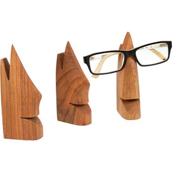 Davartis - Design Brillenhalter aus Kirschholz geölt...