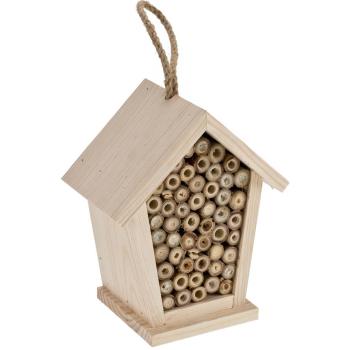 Davartis - Wildbienenhotel / Bienenhaus - aus Fichte