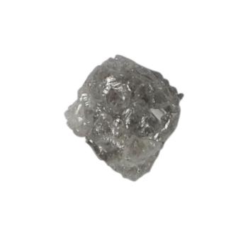 Rohdiamant 1,0 Karat mit Zertifikat