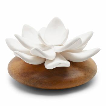 ANOQ - Duftstein Jade du Tibet - Weiße...