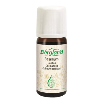 Bergland - Ätherisches Öl Basilikum - 10ml -...