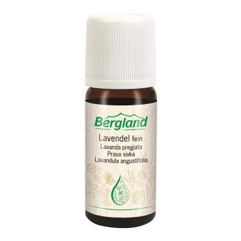 Bergland - Ätherisches Öl Lavendel, fein - 10ml...