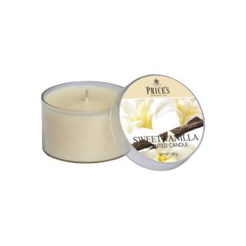 Prices Candles - Duftkerze Sweet Vanilla