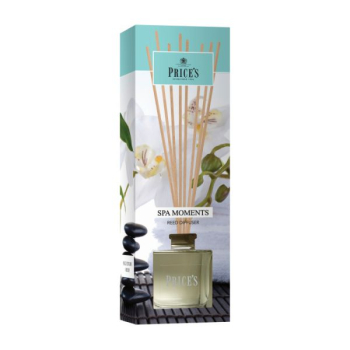 Prices Candles - Reed Diffuser Spa Moments - 100ml - Raumduft