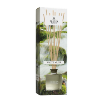 Prices Candles - Reed Diffuser White Musk - 100ml - Raumduft