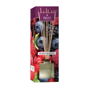 Prices Candles - Reed Diffuser Mixed Berries - 100ml - Raumduft
