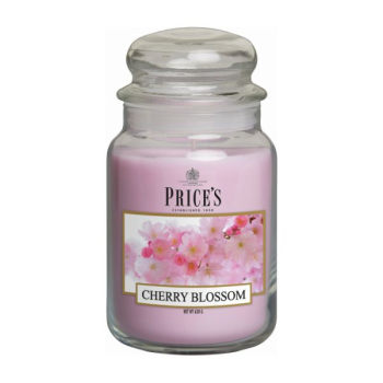 Prices Candles - Duftkerze Cherry Blossom - Kirschblüte