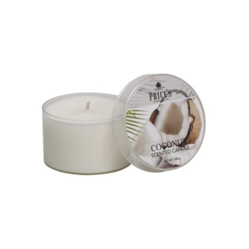 Prices Candles - Duftkerze Coconut - 100g Dose