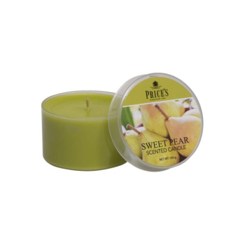 Prices Candles - Duftkerze Sweet Pear - 100g Dose