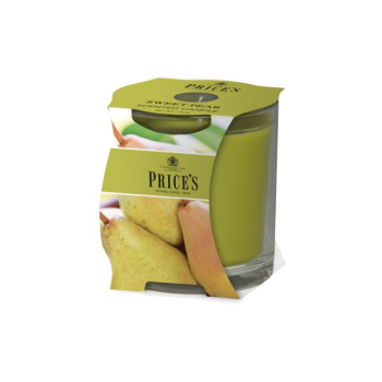 Prices Candles - Duftkerze Sweet Pear - Birne,...