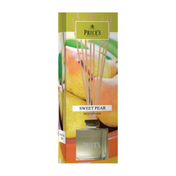 Prices Candles - Reed Diffuser Sweet Pear - 100ml - Raumduft